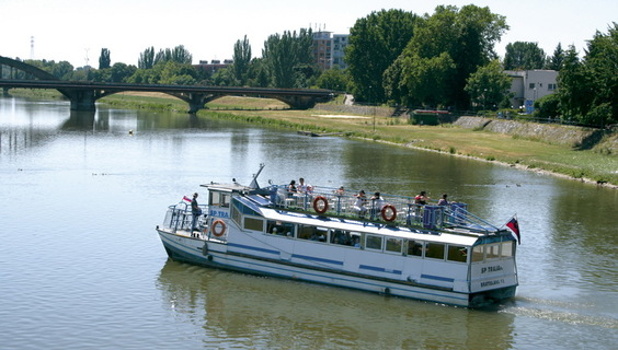Sightseeing cruises | Other attractions Piešťany | KamNaVylet.sk